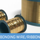 Electronic Bonding Wire and Ribbon: Prince and Izant
